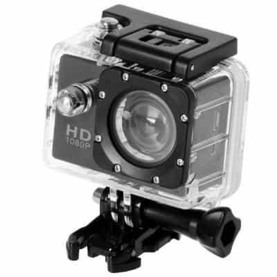 QUMOX Actioncam SJ4000 Full HD, 1080p