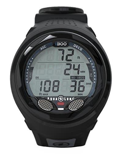 Aqualung i300 – Uhrenformat