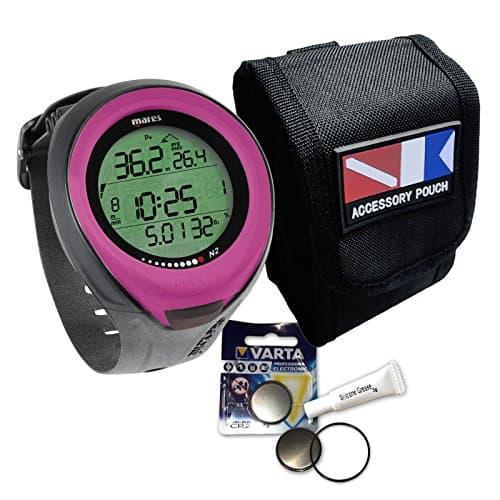 Mares Puck Pro Sparset – Tasche, Batterie Kit
