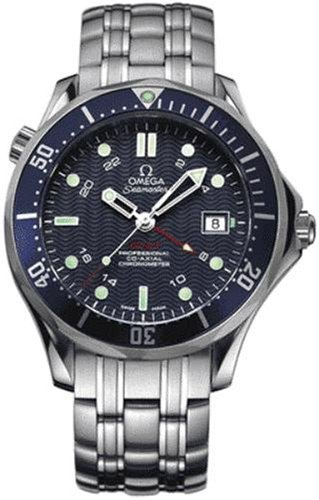 Omega Seamaster James Bond