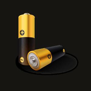 Tauchlampen-Batterien-test