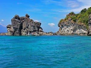Tauchen Philippinen Apo Insel Tauchplatz